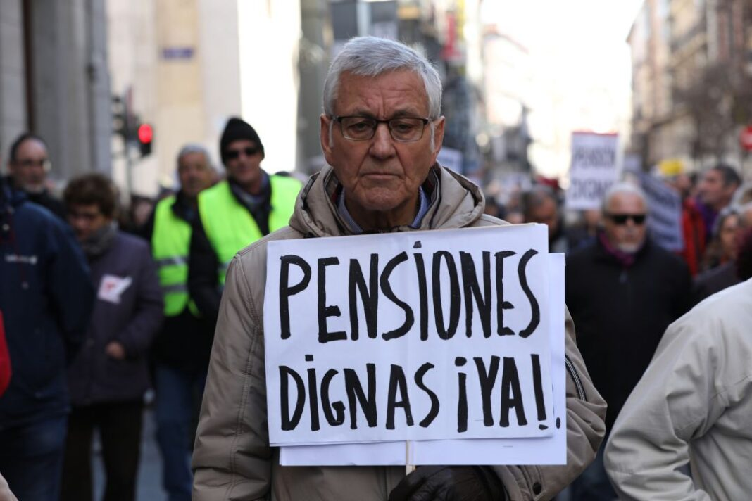 España: ¿las pensiones en irremediable peligro?