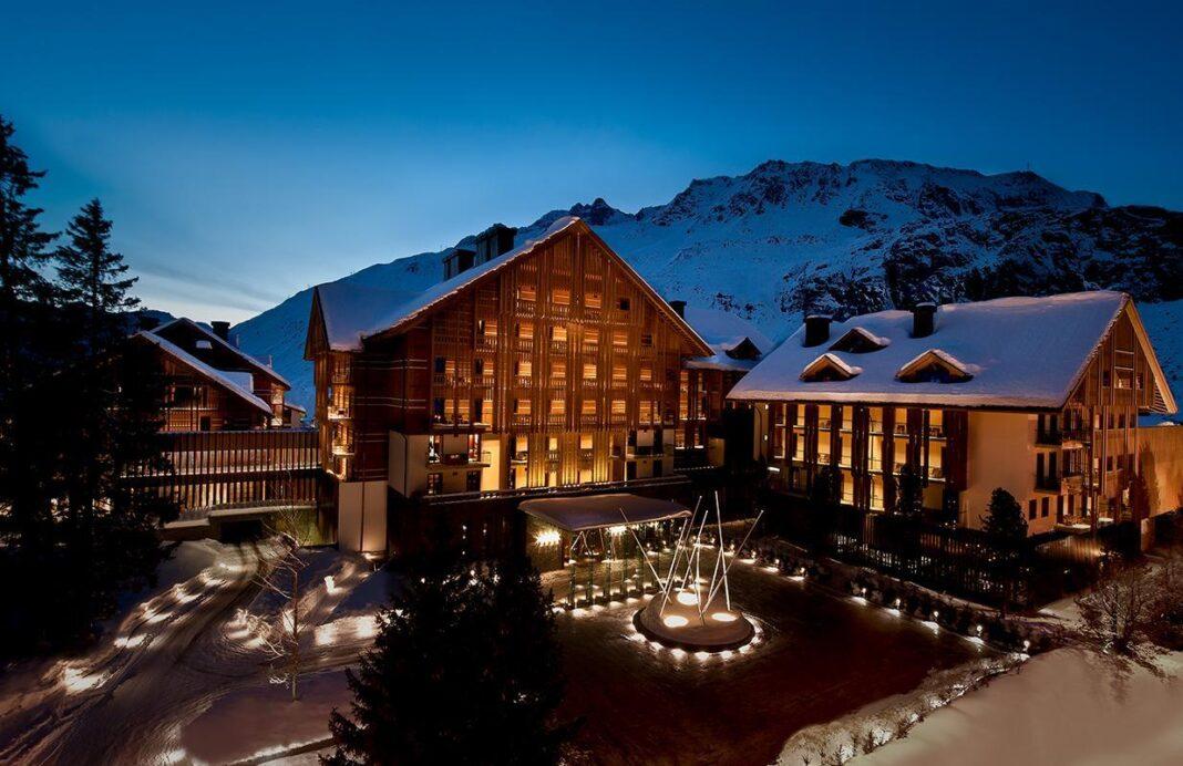 Hotel de lujo en Suiza aceptará pagos en criptomonedas