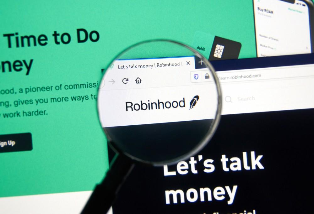 Reporte trimestral de Robinhood reportó ganancias duplicadas