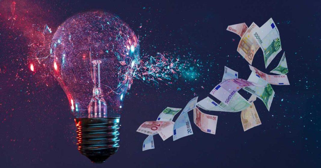 la subida del precio de la luz nos liquida