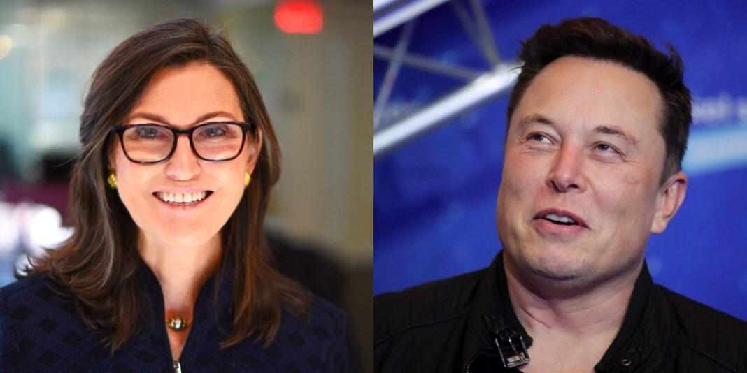66 millones en acciones de Tesla vendió Cathie Wood de Ark Invest