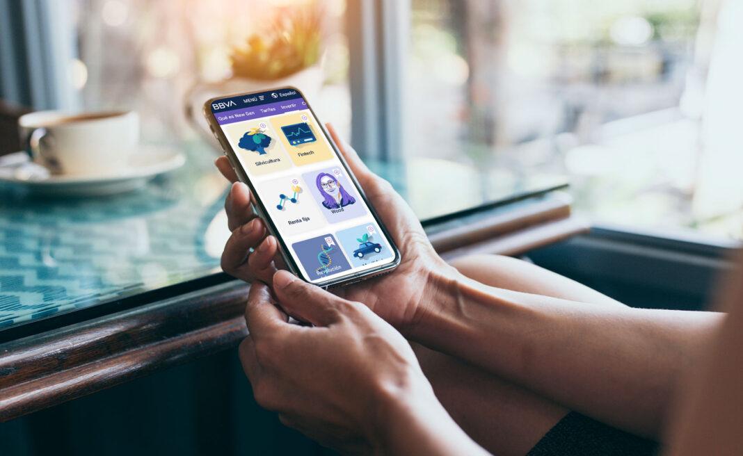 BBVA lanza cuenta digital para inversiones en activos de impacto futurista