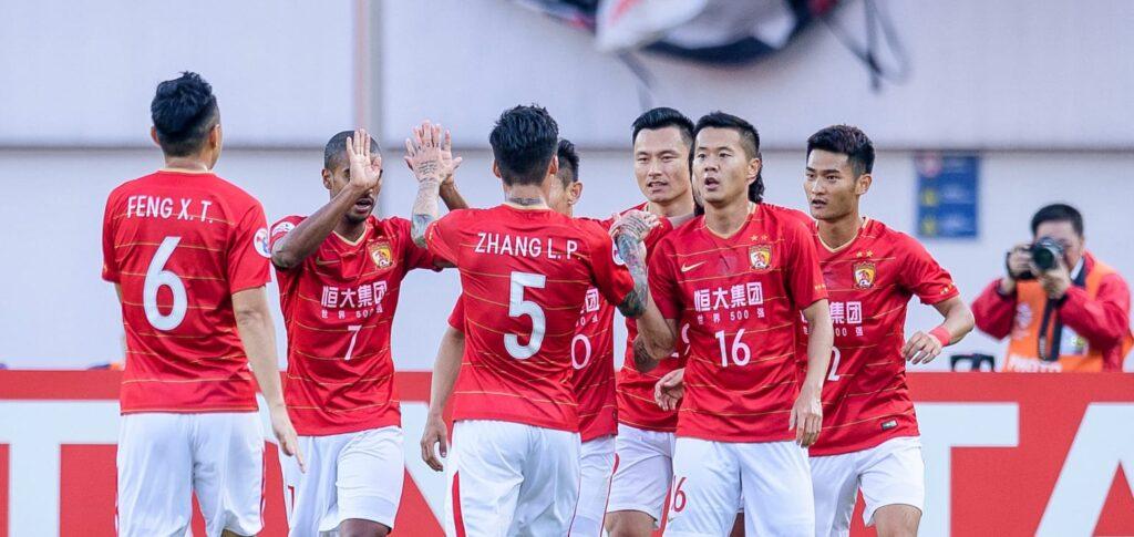 La firma china posee diversos negocios distintos al de bienes raíces, incluso un equipo de fútbol. Fuente: AFC.com