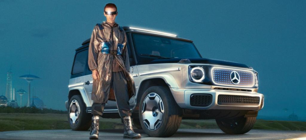 Un prototipo de la Mercedes-Benz, apunta a que la Inteligencia Artificial permitirá controlar coches con el cerebro de los usuarios.