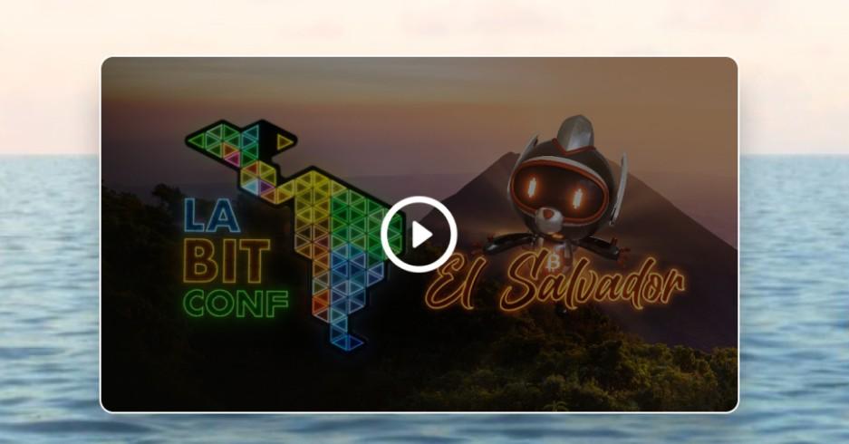 laBITconf aterriza en noviembre en El Salvador
