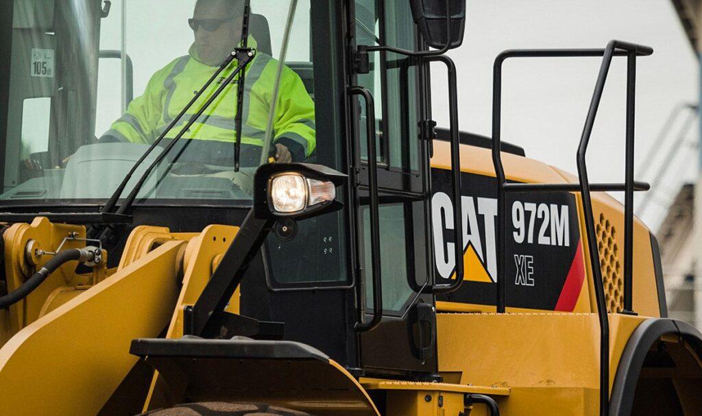 Caterpillar es una de las tres acciones predilectas de la Fundación Gates debido a su estabilidad, solidez y credibilidad. Fuente: Cat.com