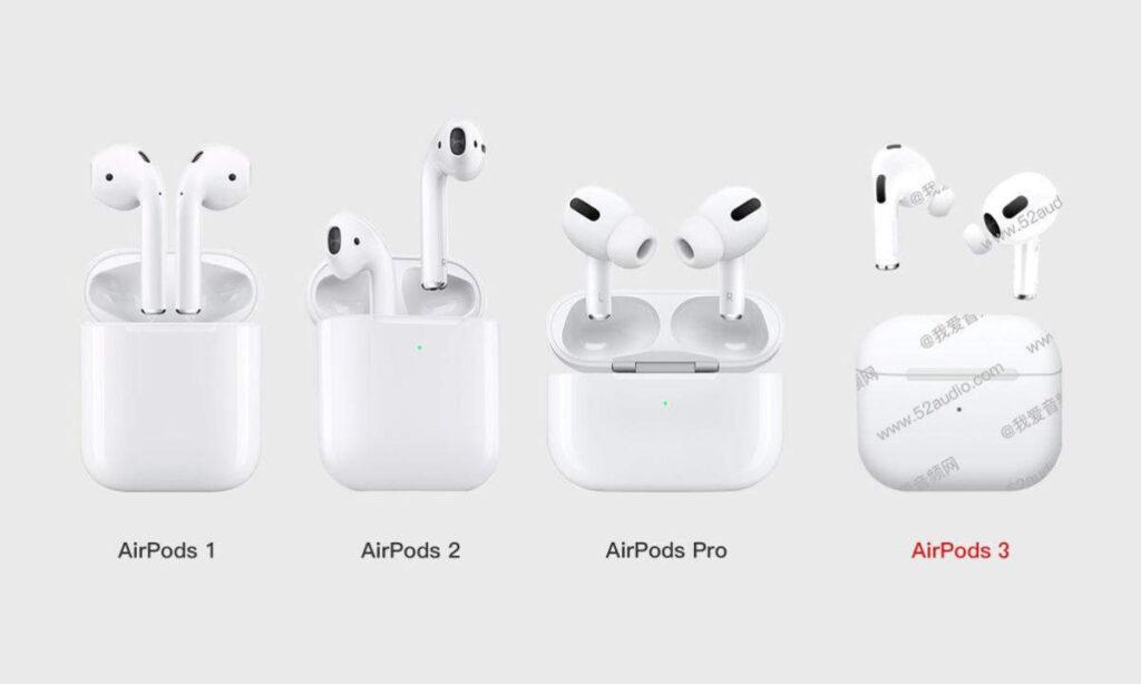 Los nuevos modelos de MacBook y AirPods podrían ser lanzados en el nuevo evento al que convoca Apple para el próximo 18 de octubre. Fuente: Muycomputer.com