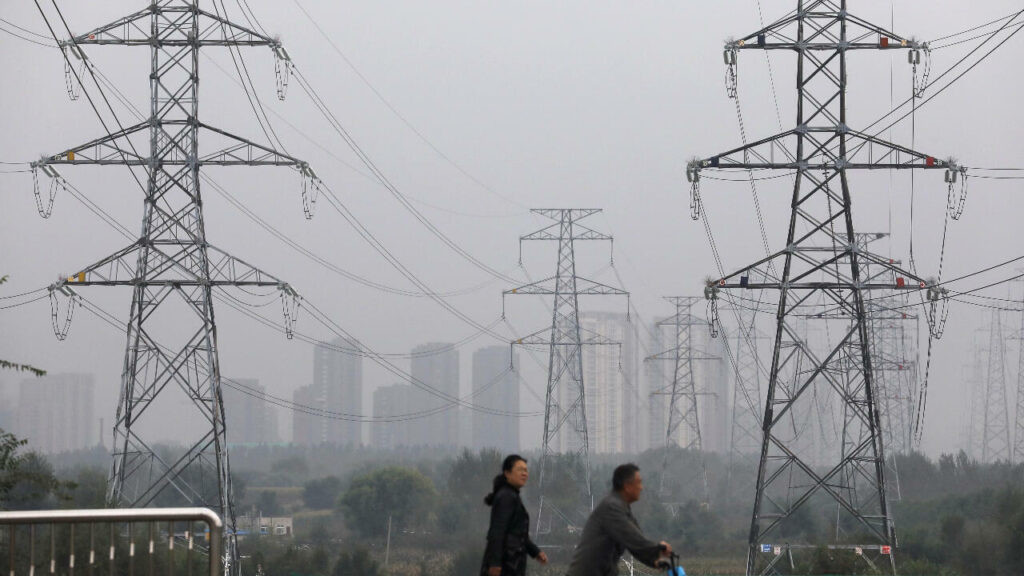 La crisis de energía en China y toda la región asiática en particular, levanta los temores de escasez y altos precios de productos navideños en el hemisferio occidental. Fuente: France 24
