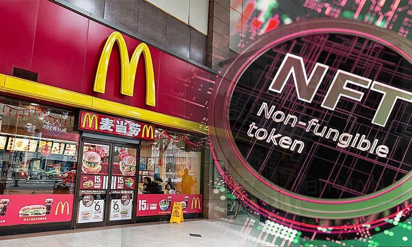 McDonalds China lanza NFT por su 31 aniversario en el país