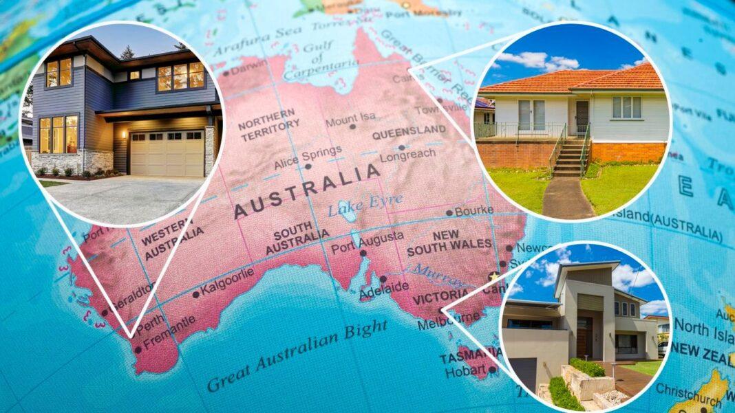 Viviendas de lujo alcanzan promedio de 3 millones en Australia